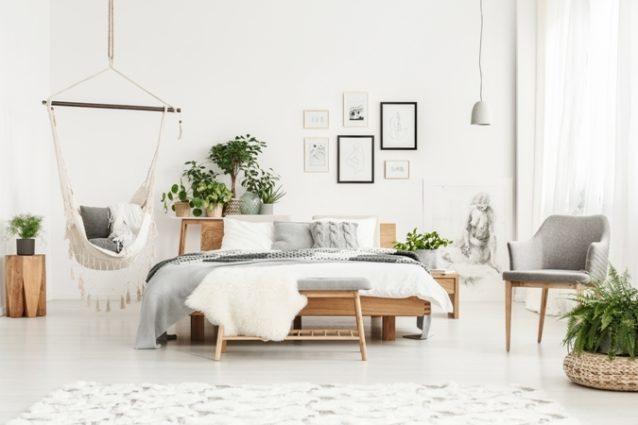 تفقدي في الصور التالية أجمل الديكورات البوهيمية المناسبة لغرفة نومك