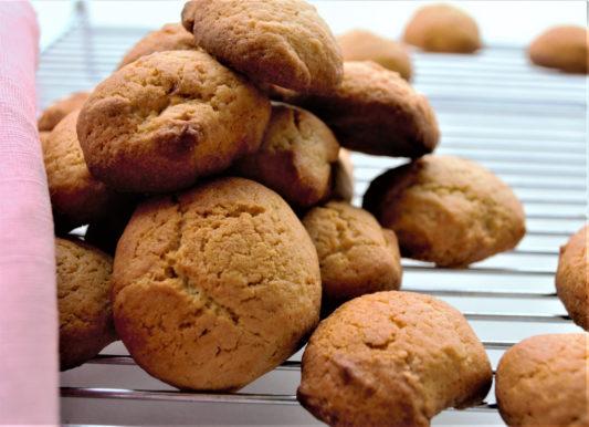 بسكويت النسكافيه سهل التحضير ويمكن تقديمه مع القهوة والعصير في مختلف الاوقات