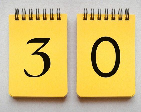 تفسيرات مختلفة لحلم الرقم 30 تعرضها لك أنوثة في الموضوع التالي