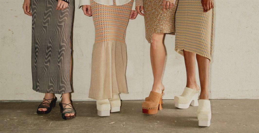 إطلالة أنيقة ومتناسقة مع اجمل أحذية صيفية للبنات 2020 للفت الأنظار اليك في مختلف المناسبات