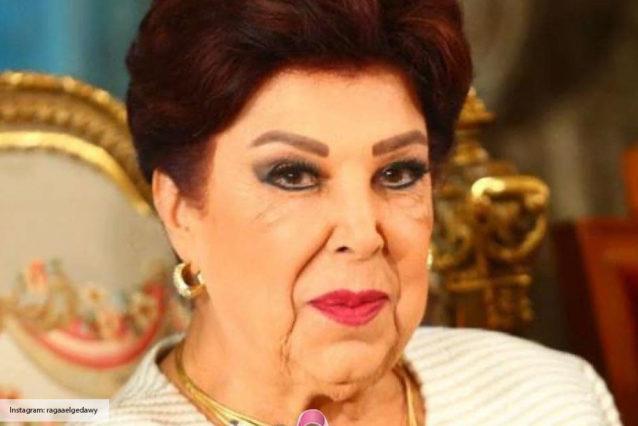 رجاء الجداوي بعد نقلها للعناية المركزة- أنوثة