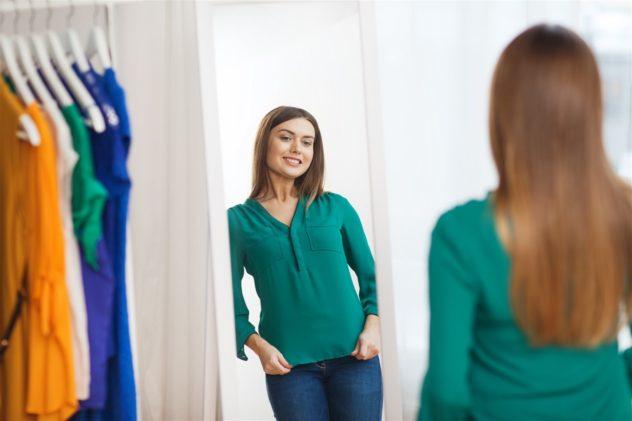 اخفاء عيوب الجسم بالملابس – أنوثة