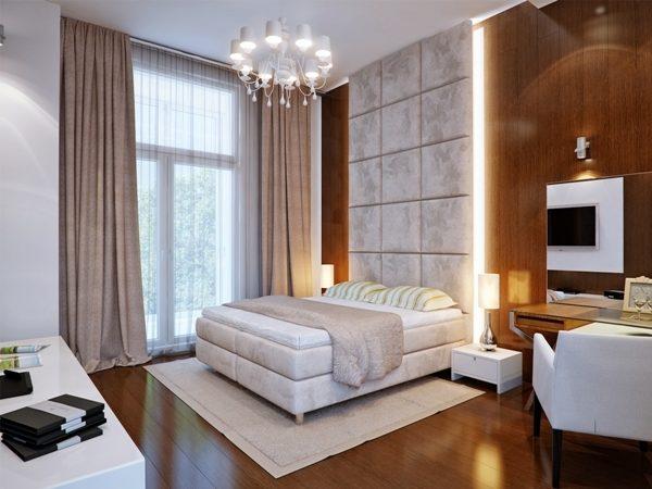 تفقدي في الصور التالية أجمل ديكورات ظهر السرير وإستوحي منها