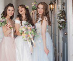 عبارات لزفاف صديقتي – أنوثة