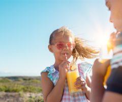 أمراض الصيف عند الأطفال – أنوثة