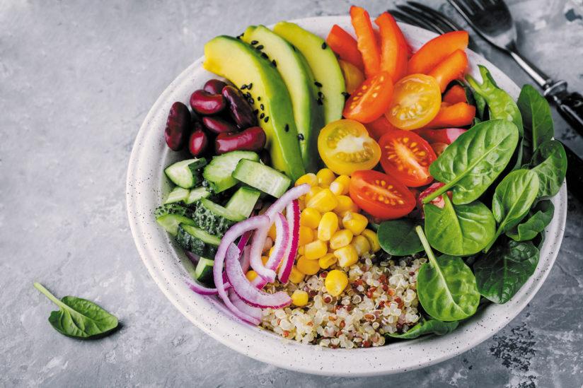 اختبار: هل تعتمدين نظاماً غذائياً صحياً؟