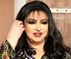 بالصور... سميرة توفيق في المستشفى بعد خضوعها لعملية في القلب!