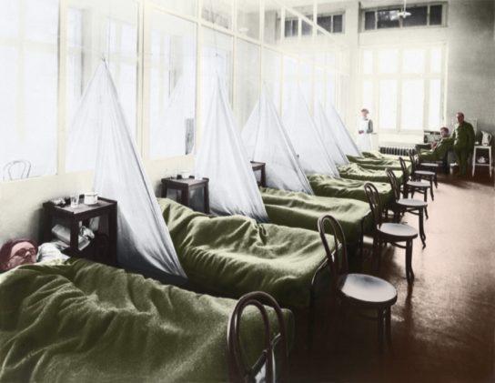 الانفلونزا الاسبانية وباء غيّر شكل العالم في القرن العشرين... كيف اختفت؟