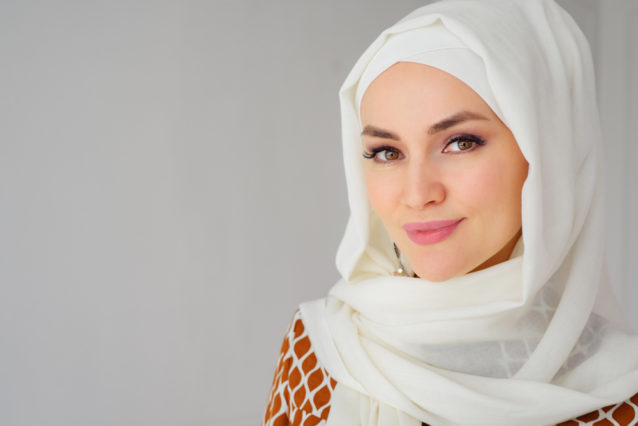 لفة الحجاب