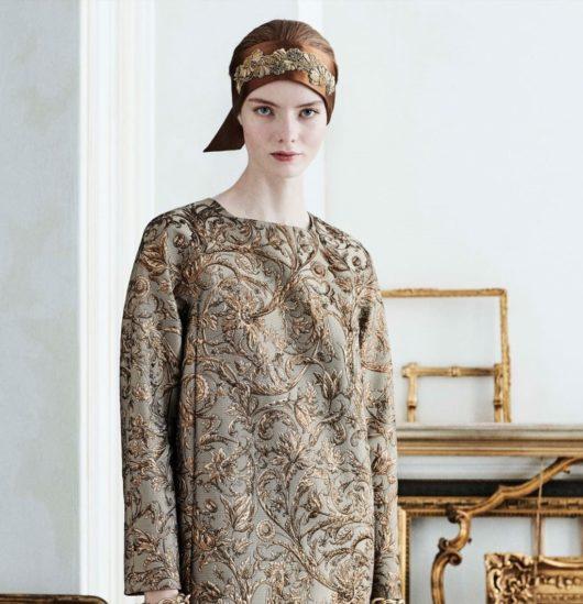 أزياء ماكس مارا ريزورت 2021: فخامة بوحي روسي