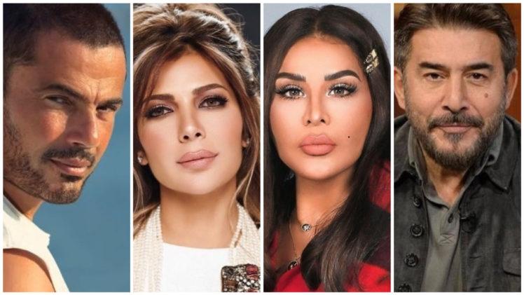 نجوم عرب تضامنوا مع لبنان بعد الإنفجار الكارثي الذي هزّ عاصمته بيروت!