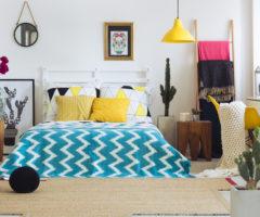 الوان موضة غرفة النوم