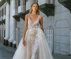 فساتين زفاف فخمة تضجّ أنوثة لأجمل يوم في حياتك!
