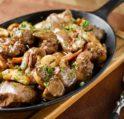 ما هي الطرق المتبعة لطبخ كبدة الدجاج؟