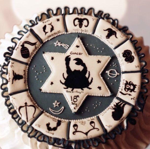 كعكة عيد ميلاد كل شخص بحسب برجه! 12 كعكة مختلفة... أيها تشبهك؟