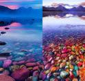 بحيرة ماكدونالد الخيالية ... عجيبة طبيعيّة في الولايات المتحدة تخفي سرّاً غريباً