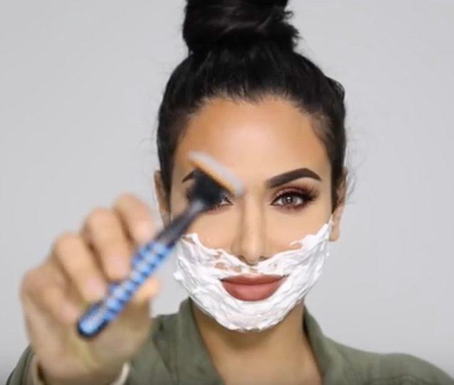 حلاقة شعر الوجه للنساء: كلّ ما تريدين التحقّق منه مع طبيب الجلد