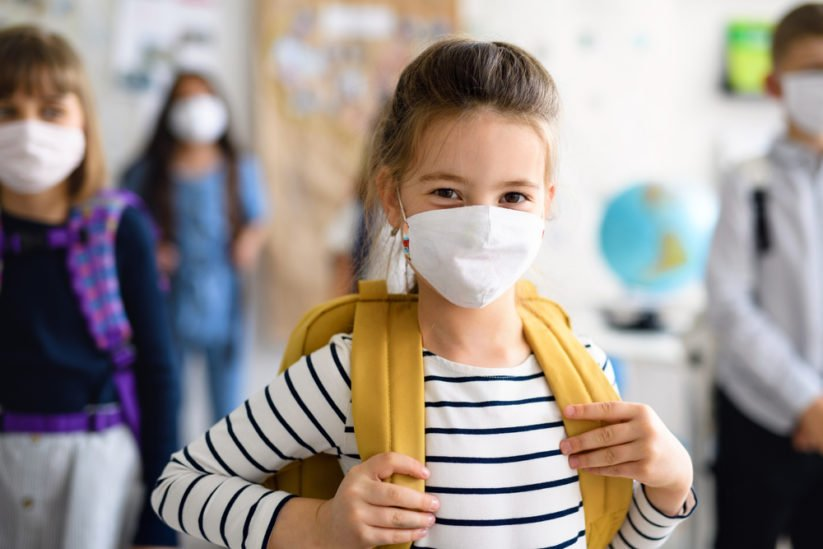 اجراءات وقائية لأهالي الطلّاب وادارة المدرسة لعودة آمنة في ظلّ جائحة كورونا