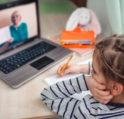 كيف يمكن أن توفّقي بين العمل وتدريس أطفالكِ؟