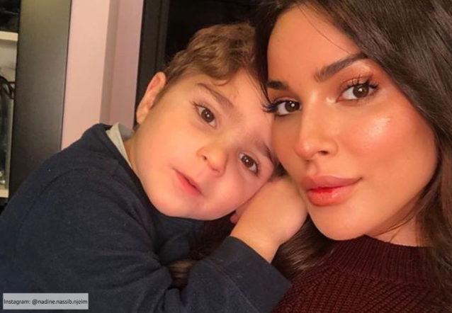 بكلماتٍ نابعة من القلب... هكذا إحتفلت الممثلة نادين نجيم بعيد ميلاد إبنها!