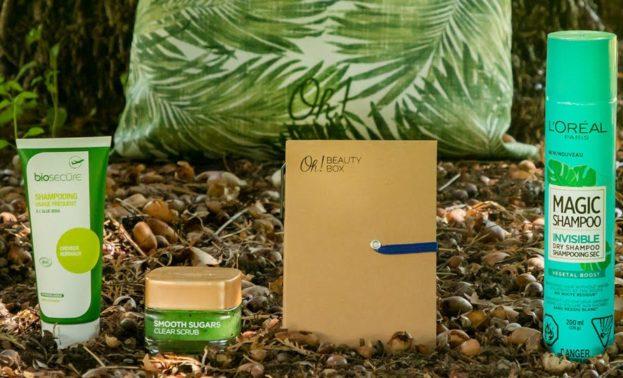 Oh! Beauty Box تودّع الصيف بحقيبة