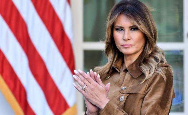 أي قواعد رئاسية خالفتها ميلانيا ترامب؟