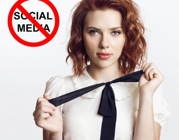 مشاهير يرفضون مواقع التواصل الاجتماعي ويفضّلون الخصوصية!