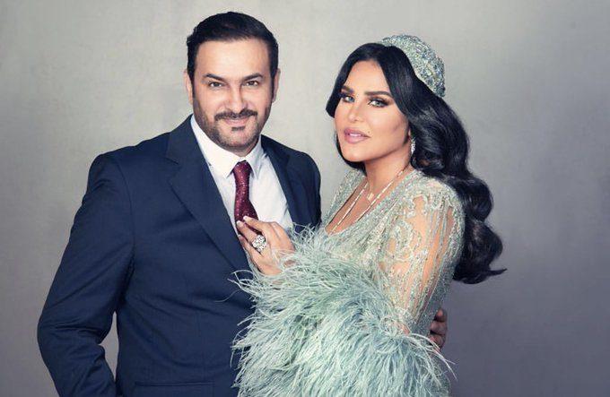 بهذه الأجواء المميّزة إحتفلت الفنانة أحلام الشامسي بعيد ميلاد زوجها!
