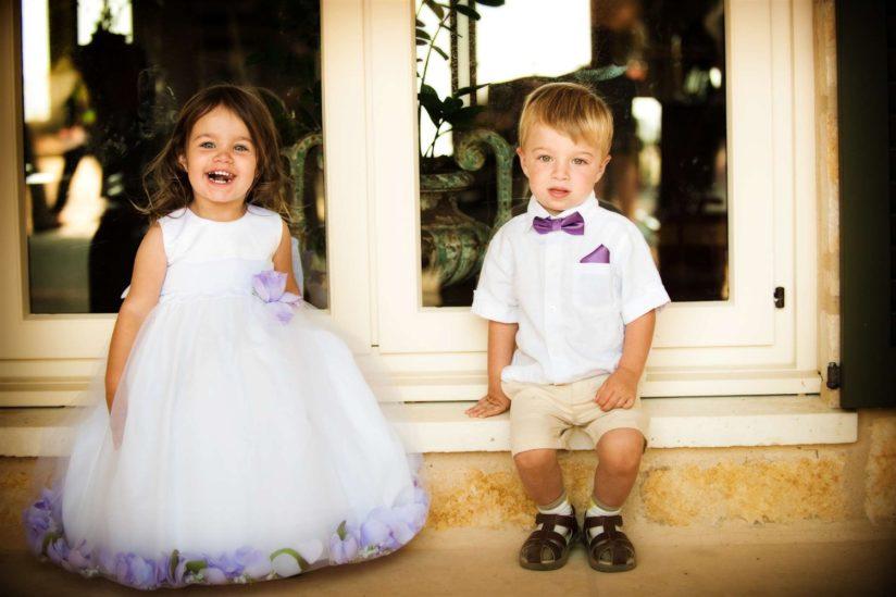 التعامل مع الاطفال في حفل الزفاف   دعوة الاطفال الى حفل الزفاف