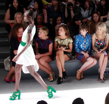 اسبوع الموضة في نيويورك | ازياء اشهر المصممين