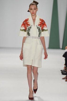 اسبوع الموضة في نيويورك | كارولينا هيريرا