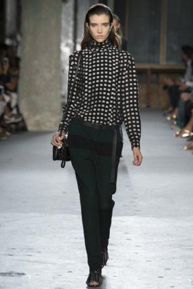 اسبوع الموضة في نيويورك | بروينزا سكولر