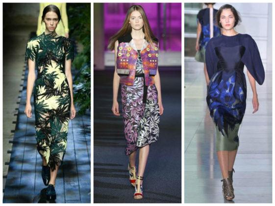 اسبوع الموضة في لندن 2014 | عروض ازياء المصممين العالميين
