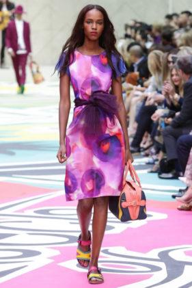 اسبوع الموضة في لندن 2014 | Burberry Prorsum