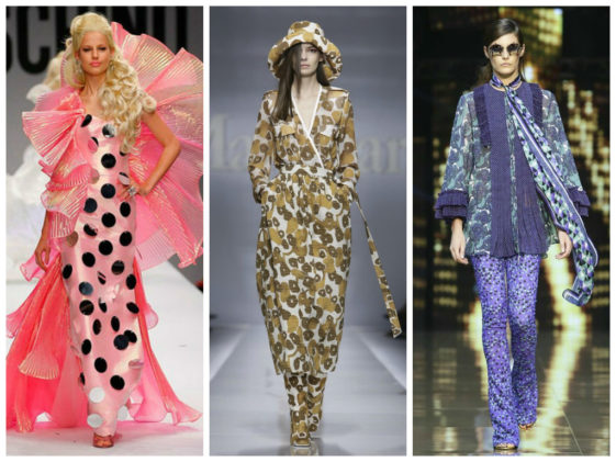 عروض ازياء في اسبوع الموضة في ميلانو