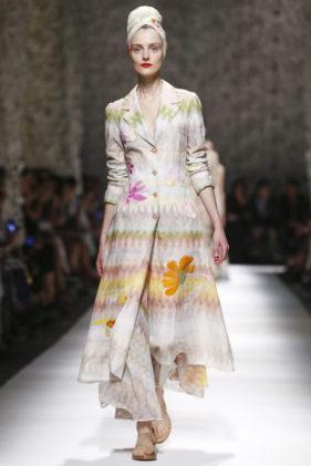 ازياء ميسوني في اسبوع الموضة في ميلانو