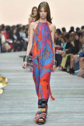 روبرتو كافالي في اسبوع الموضة في ميلانو
