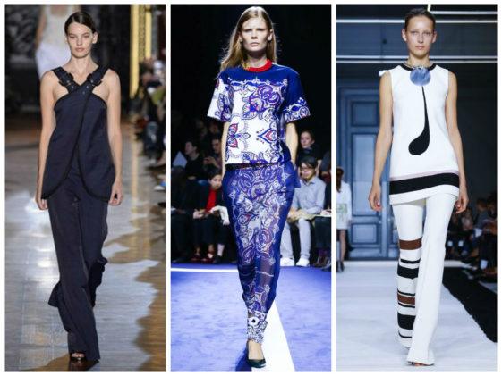 ابرز صيحات الازياء في اسبوع الموضة في باريس